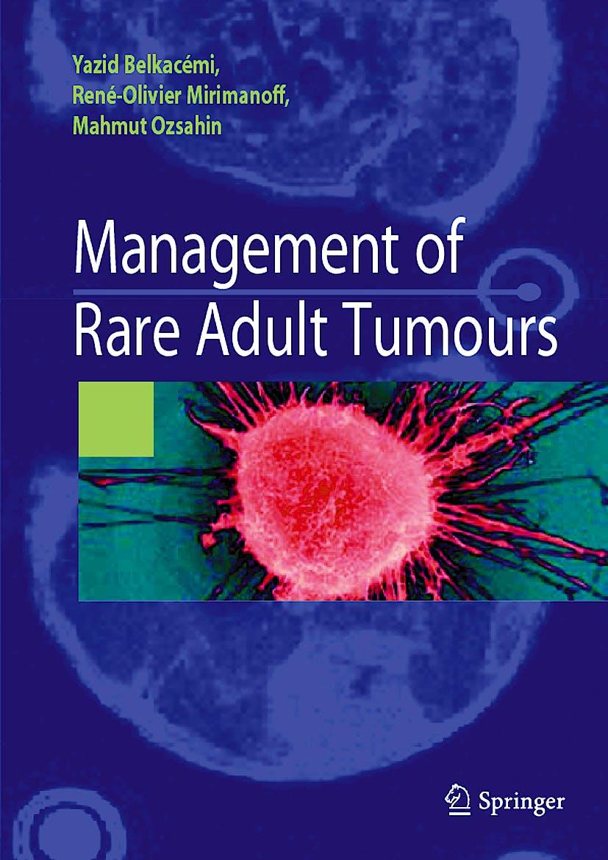 Portada del libro 9782287922459 Management of Rare Adult Tumours