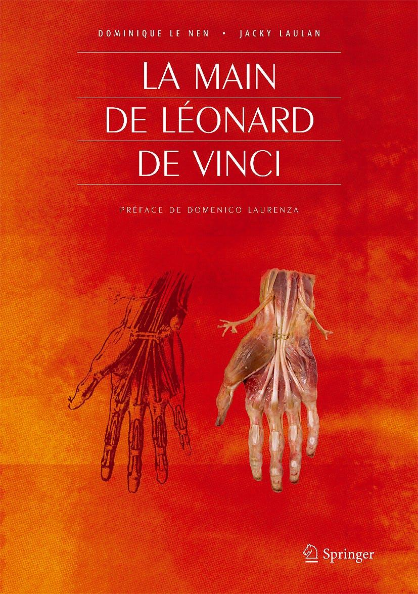 Portada del libro 9782287990755 La Main de Leonard de Vinci