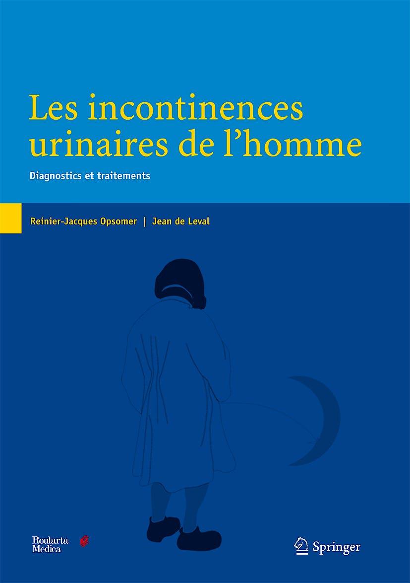 Portada del libro 9782287991592 Les Incontinences Urinaires de L'homme