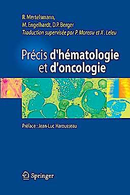 Portada del libro 9782287993411 Precis D'hematologie Et D'oncologie