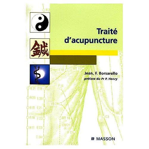 Portada del libro 9782294018947 Traite D'acupuncture