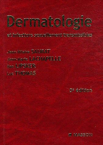 Portada del libro 9782294020995 Dermatologie Et Infections Sexuellement Transmissibles