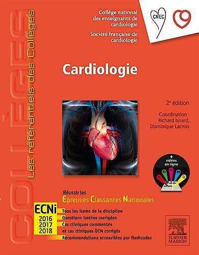 Portada del libro 9782294715501 Cardiologie