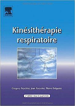 Portada del libro 9782294740381 Kinesitherapie Respiratoire