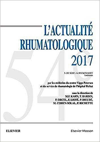 Portada del libro 9782294756474 L'Actualité Rhumatologique 2017
