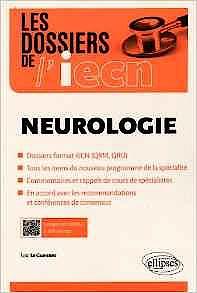 Portada del libro 9782340007444 Neurologie (Les Dossiers de L'iecn)