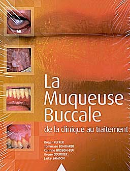 Portada del libro 9782354030421 La Muqueuse Buccale. de la Clinique Au Traitement