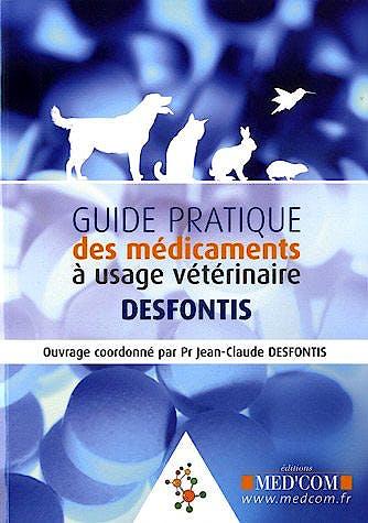 Portada del libro 9782354030674 Guide Pratique des Médicaments á Usage Vétérinaire