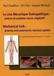 Portada del libro 9782354320294 Le Lien Mécanique Ostéopathique: Artères et Système Neuro-Végétatif / Mechanical Link: Arteries and Autonomic Nervous System (Edition Bilingüe)