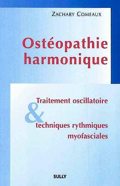 Portada del libro 9782354320522 Osteopathie Harmonique. Traitement Oscillatoire Et Techniques Rythmiques Myofasciales