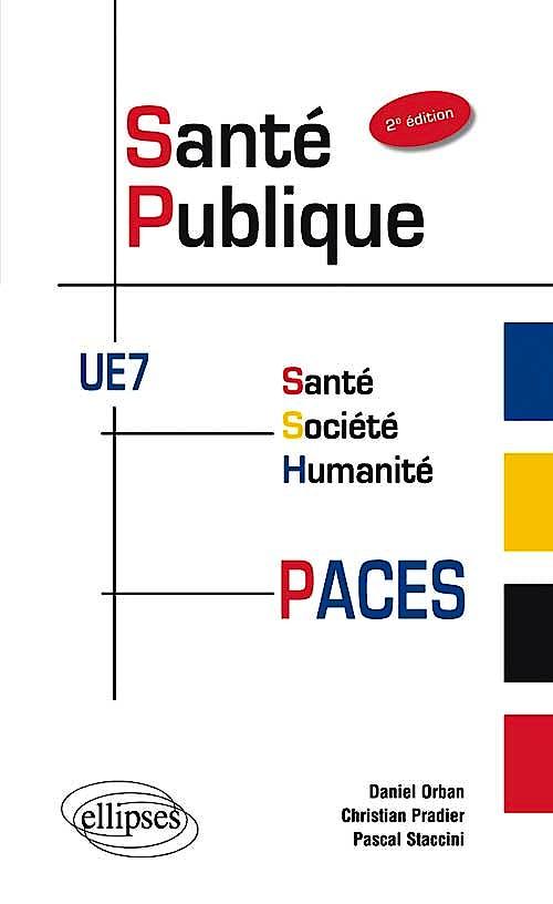 Portada del libro 9782729887728 Sante Publique Paces Ue7