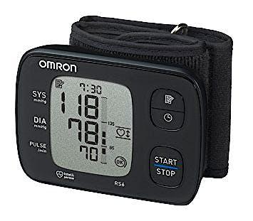 Tensiometro de Muñeca Omron RS6