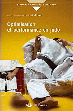 Portada del libro 9782804107833 Optimisation Et Performance en Judo
