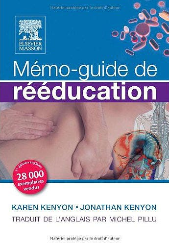 Portada del libro 9782810101580 Memo Guide de Reeducation