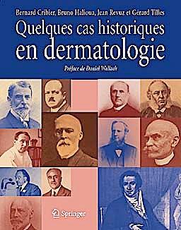 Portada del libro 9782817800318 Quelques Cas Historiques en Dermatologie