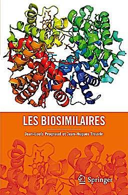Portada del libro 9782817800363 Les Biosimilaires