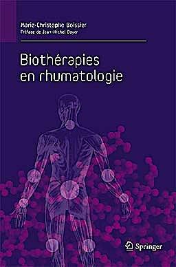 Portada del libro 9782817801230 Biotherapies en Rhumatologie