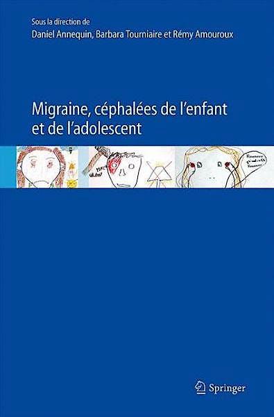 Portada del libro 9782817802343 Migraine, Cephalees de L'enfant Et de L'adolescent