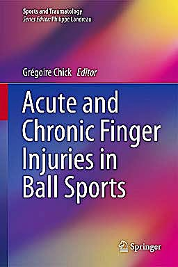 Portada del libro 9782817803814 Acute and Chronic Finger Injuries in Ball Sports