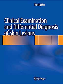 Portada del libro 9782817804101 Clinical Examination and Differential Diagnosis of Skin Lesions