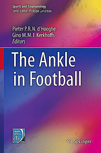Portada del libro 9782817805221 The Ankle in Football (Sports and Traumatology)