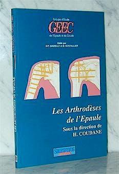 Portada del libro 9782840231516 Les Arthrodeses de L'epaule