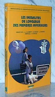 Portada del libro 9782840231639 Les Inegalites de Longueur des Membres Inferieurs