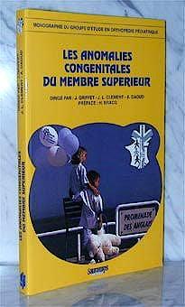 Portada del libro 9782840231646 Les Anomalies Congenitales Du Membre Superieur