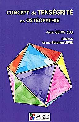 Portada del libro 9782840236856 Concept de Tensegrite en Osteopathie