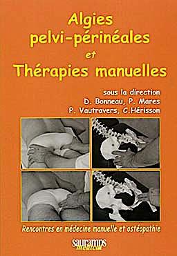 Portada del libro 9782840237204 Algies Pelvi-Perineales Et Therapies Manuelles