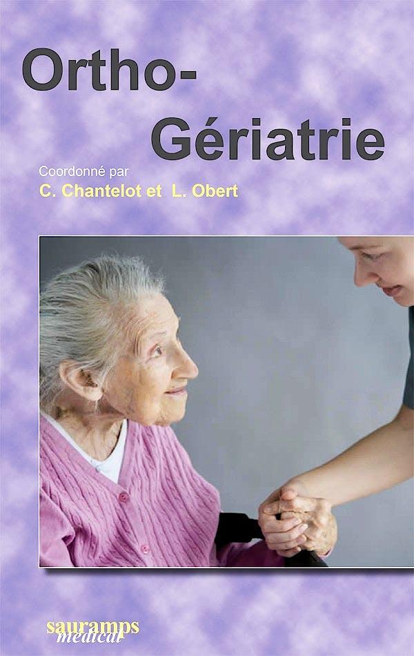 Portada del libro 9782840237334 Ortho-Geriatrie