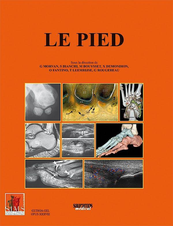 Portada del libro 9782840237341 Le Pied