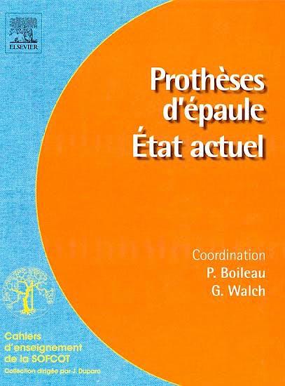 Portada del libro 9782842999353 Protheses D'epaule: Etat Actuel
