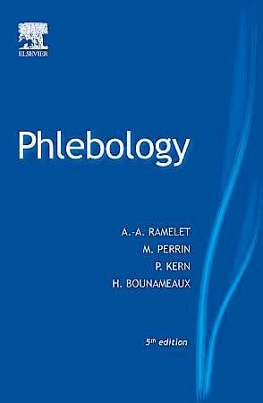 Portada del libro 9782842999452 Phlebology The Guide