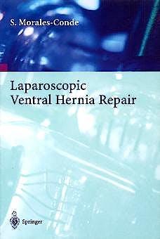 Portada del libro 9782875975577 Laparoscopic Ventral Hernia Repair
