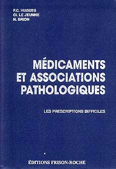 Portada del libro 9782876712096 Medicaments Et Associations Pathologiques