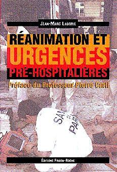 Portada del libro 9782876712867 Reanimation Et Urgences Pre-Hospitalieres