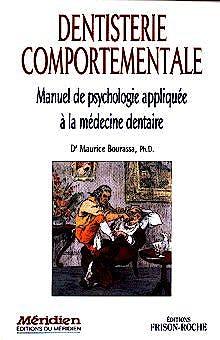 Portada del libro 9782894152263 Dentisterie Comportementale