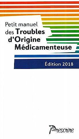 Portada del libro 9782911517211 Petit Manuel des Troubles d'Origine Médicamenteuse