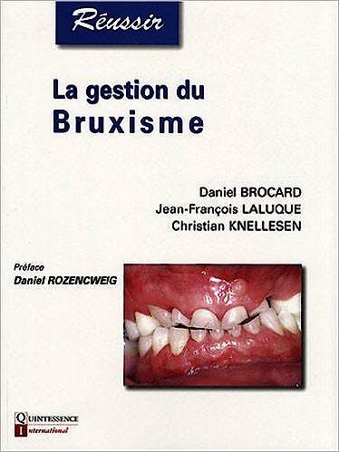 Portada del libro 9782912550545 La Gestion du Bruxisme