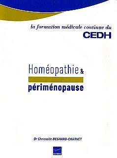 Portada del libro 9782915668377 Homeopathie Et Perimenopause