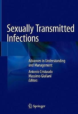 Portada del libro 9783030021993 Sexually Transmitted Infections. Advances in Understanding and Management