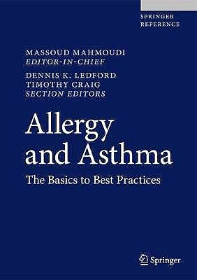 Portada del libro 9783030051488 Allergy and Asthma. The Basics to Best Practices (Print + E-Book)