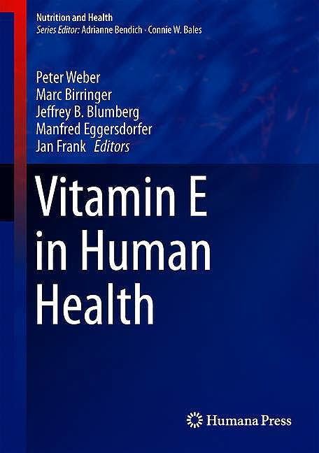 Portada del libro 9783030053147 Vitamin E in Human Health (Nutrition and Health)