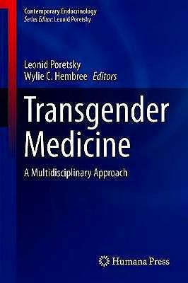 Portada del libro 9783030056827 Transgender Medicine. A Multidisciplinary Approach (Contemporary Endocrinology)
