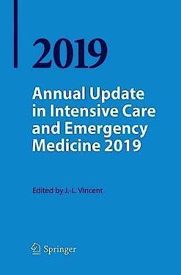 Portada del libro 9783030060664 Annual Update in Intensive Care and Emergency Medicine 2019