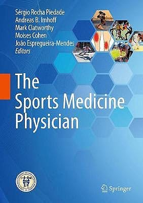 Portada del libro 9783030104320 The Sports Medicine Physician