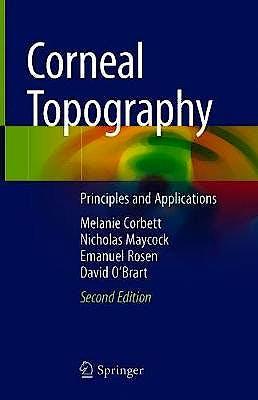 Portada del libro 9783030106942 Corneal Topography. Principles and Applications