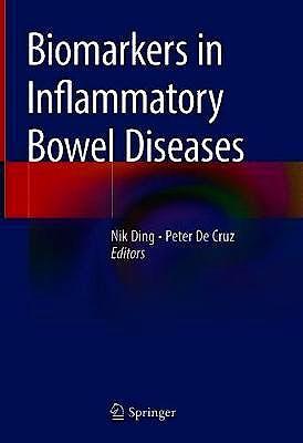Portada del libro 9783030114459 Biomarkers in Inflammatory Bowel Diseases