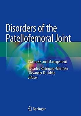 Portada del libro 9783030124441 Disorders of the Patellofemoral Joint. Diagnosis and Management